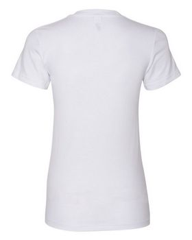 American Apparel 2001US Fine Jersey T-Shirt - USA