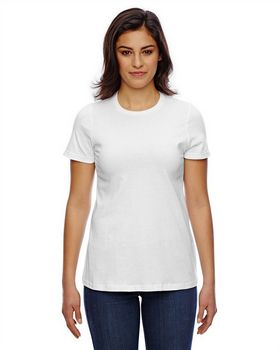 American Apparel 23215 Ladies' Fine Jersey Classic T-Shirt