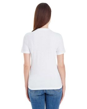 American Apparel 2356W Ladies V-Neck T-Shirt