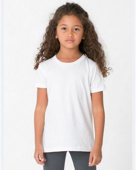 American Apparel BB101 Toddler Poly Cotton Crewneck
