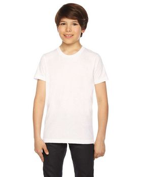 American Apparel BB201W Youth Crewneck T-Shirt
