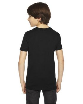 American Apparel BB201 Youth Short Sleeve Crewneck