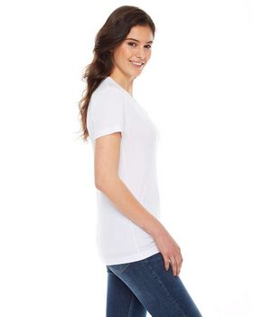 American Apparel BB301W Ladies Crewneck T-Shirt