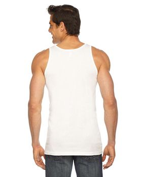 American Apparel BB408W Unisex Poly-Cotton Tank Top