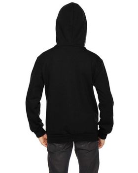 American Apparel F297W Youth Zip Hoodie