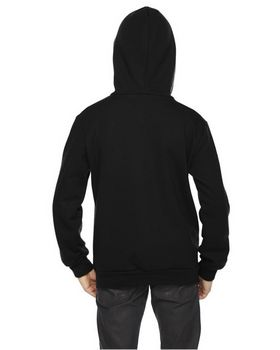 American Apparel F297 Youth Flex Fleece Zip Hoodie