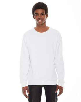American Apparel F496W Unisex Flex Fleece Drop Shoulder Pullover