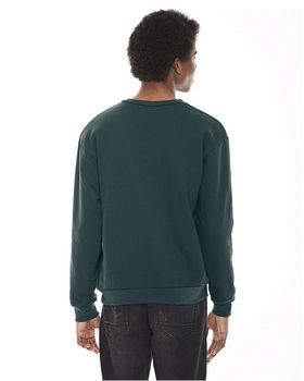 American Apparel F496 Unisex Flex Fleece Drop Shoulder Pullover
