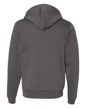 American Apparel F497US Unisex Flex Fleece Zip Hoodie - USA