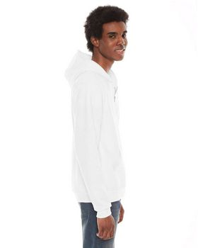 American Apparel F497W Unisex Flex Fleece Zip Hoodie