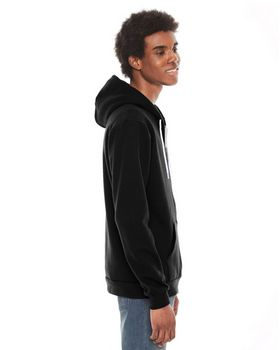 American Apparel F497 Flex Fleece Zip Unisex Hoodie