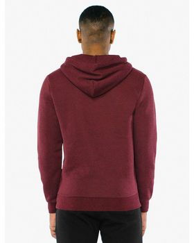 American Apparel MT498W Unisex Hooded Sweatshirt