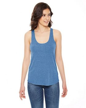 American Apparel TR308 Ladies Triblend Racerbank Tank