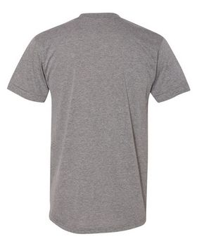 American Apparel TR401US Triblend Track T-Shirt - USA