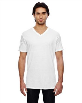 Anvil 352 3.2 oz. V-Neck T-Shirt