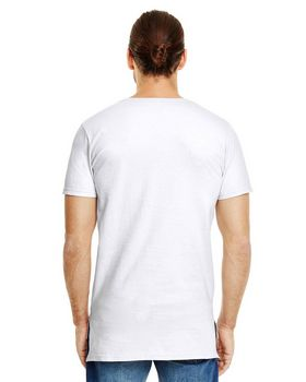 Anvil 5624 Lightweight Adult Long & Lean Tee at ApparelnBags.com
