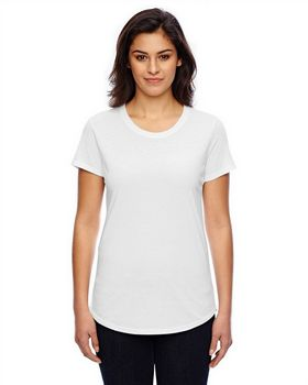 Anvil 6750L Scoop Neck T-Shirt