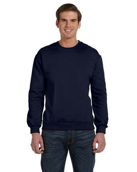 Anvil 71000 Adult Combed Ringspun Fashion Fleece Crew Neck Sweatshirt