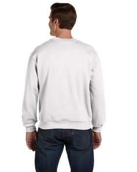 Anvil 71000 Adult Crew Neck Fleece - Shop at ApparelnBags.com