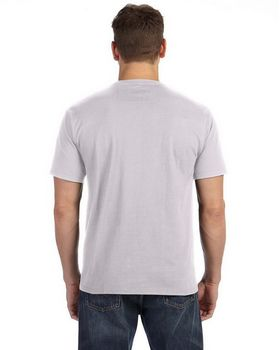 Cheap Anvil 783AN Heavyweight Ringspun Pocket T-Shirt