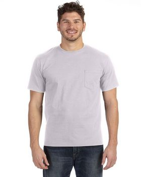 Anvil 783 Adult Cotton Pocket Tee