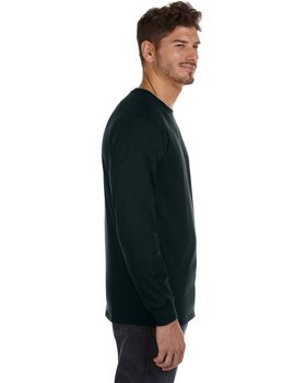 Anvil 784AN Ringspun Heavyweight Long-Sleeve T-Shirt