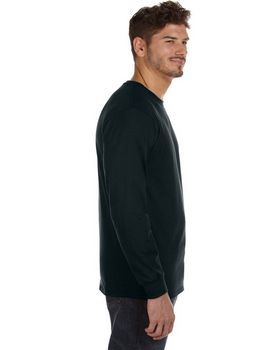 Anvil 784 Anvil Adult Midweight Long Sleeve Cotton Tee