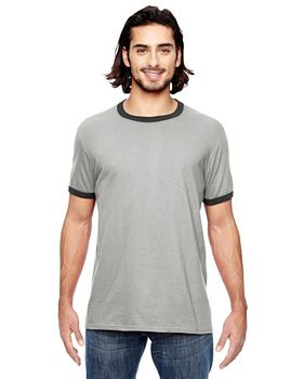 Anvil 988 Adult Ringer T-Shirt