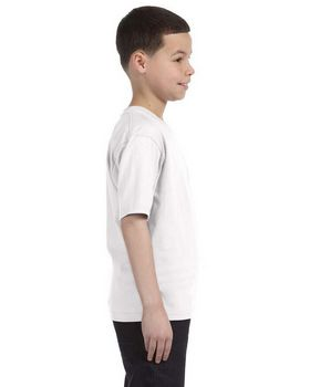 Anvil 990B Youth Ringspun Cotton Fashion Fit T-Shirt