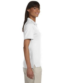 Ashworth 1147C Ladies High Twist Cotton Tech Polo
