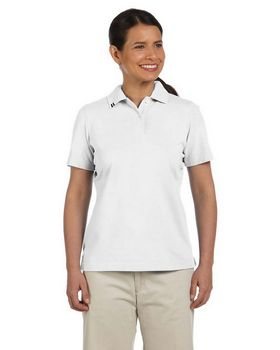 Ashworth 1148 Ladies EZ-Tech Pique Polo