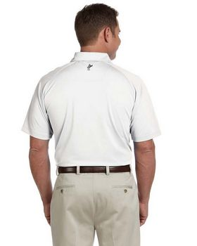 Ashworth 1270C Men's Performance Wicking Pique Polo