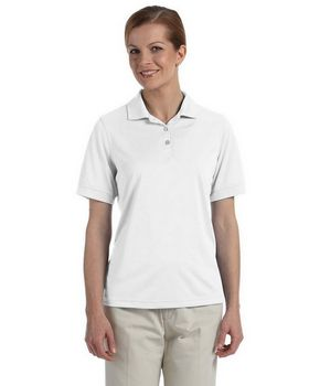 Ashworth 1290C Ladies Performance Wicking Pique Polo
