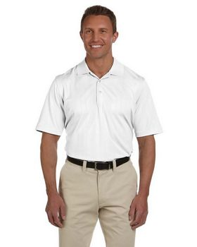 Ashworth 3045 Mens Performance Texture Polo