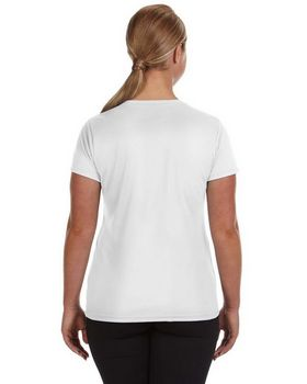 Augusta Sportswear 1790 Moisture Wicking V Neck T Shirt