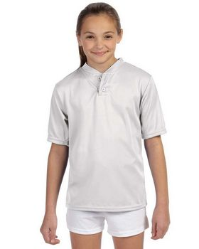 Augusta Sportswear 427 Two Button Jersey