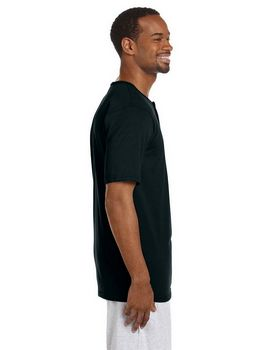 Augusta Sportswear 580 50/50 Two Button Baseball Jersey