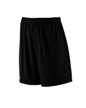 Augusta Sportswear 843 Youth Tricot Mesh Short with Tricot Lining