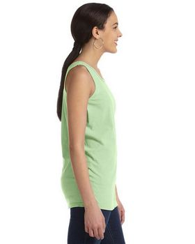 Authentic Pigment 1972 Ladies Dyed Ringspun Tank