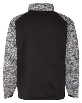 Badger Sport Performance Fleece Quarter-Zip Pullover