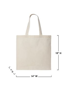 Bagedge BE055 Canvas Tote