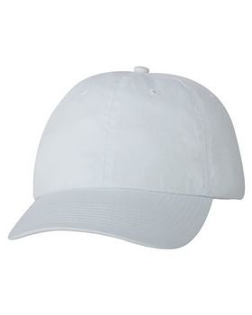 Bayside 3630 Unconstructed Washed Twill Cap
