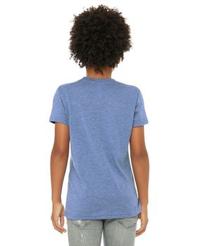 Bella + Canvas 3413Y Youth Triblend T-Shirt
