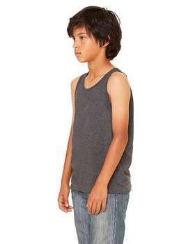 Bella + Canvas 3480Y Youth Jersey Tank
