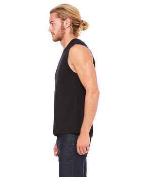 Bella + Canvas 3483 Mens Jersey Tank