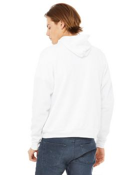 Bella + Canvas 3719 Unisex Poly Cotton Fleece Pullover Hoodie