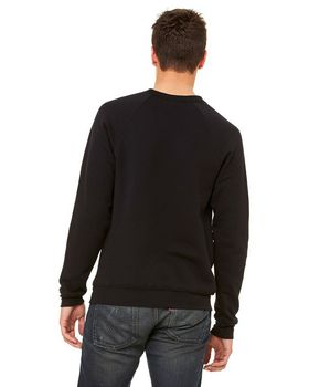 Bella + Canvas 3901 Unisex Sponge Fleece Crew Neck Sweatshirt