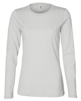 Bella + Canvas 6450 Ladies Relaxed Jersey Tee