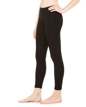 Bella + Canvas 812 Ladies Cotton/Spandex Legging