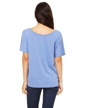 Bella + Canvas 8816 Ladies Flowy Simple T-Shirt